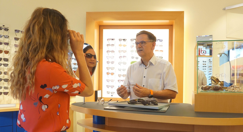 Slider Brillenmode Optik langheinrich-Burkhardt